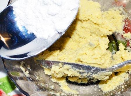 картофельное пюре с борной кислотой